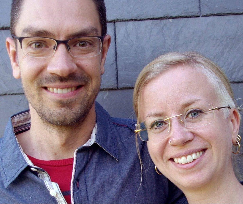 Udsendelse af Anna og Thomas Lindbock